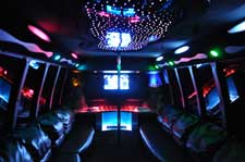 Houston Party BUs, Katy Party BUses, The Woodlands Limo Buses.