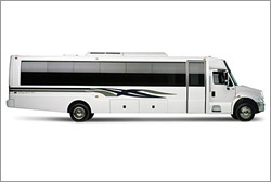 Luxury Shuttle Buses